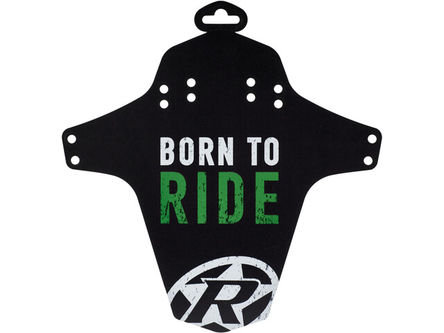 Reverse Born to Ride Błotnik, neon green